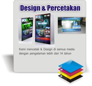 design & Percetakan kecil